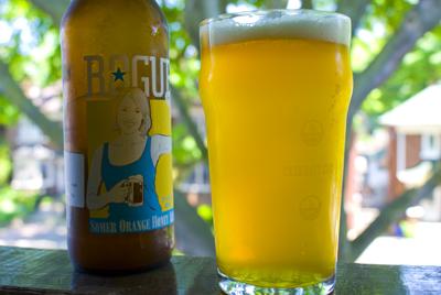 Summer Orange Honey Ale - Rogue Ales