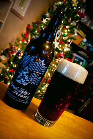 Winter Ale - Great Lakes Brewery