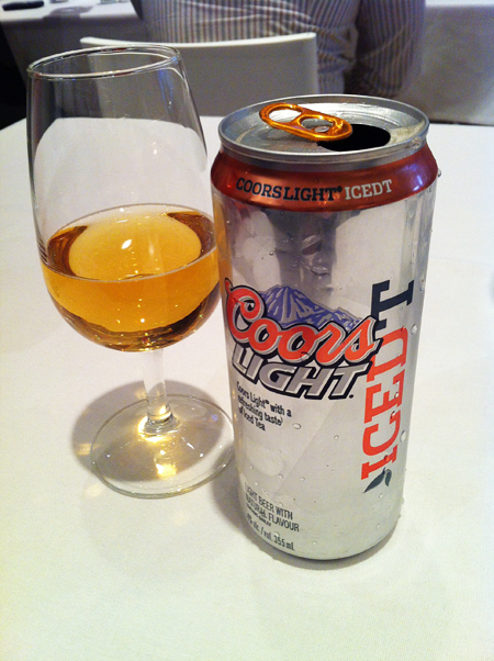 Coors Light Iced T - Molson Coors Canada