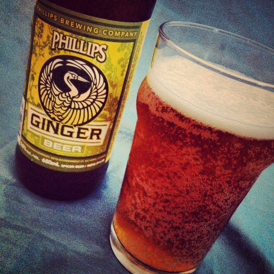 Ginger Beer - Phillips Brewing Co.