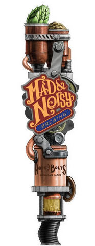 Mad and Noisy Brewing logo