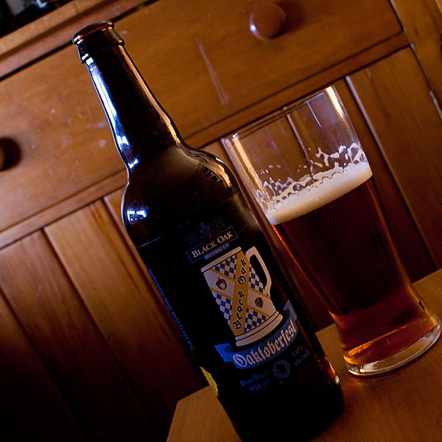 Okatoberfest — Black Oak Brewing Co.