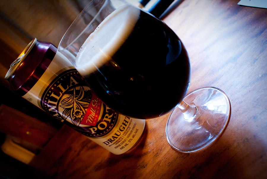 Vanilla Porter — Mill Street Brewery