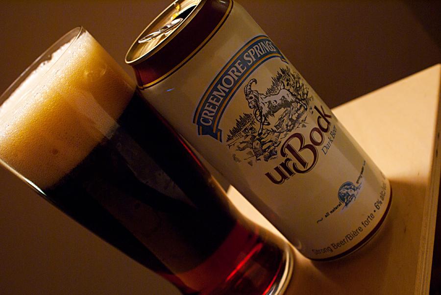 urBock — Creemore Springs Brewery