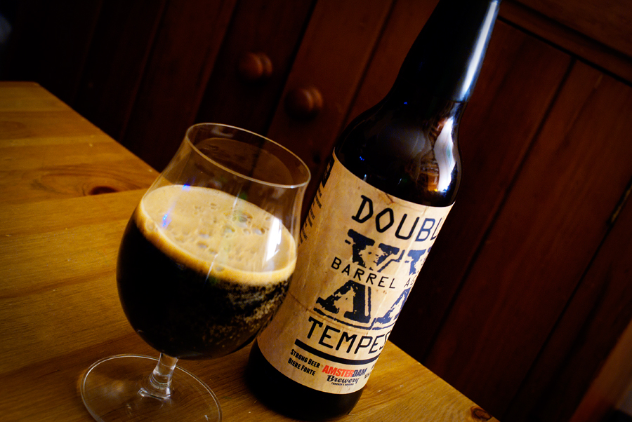 Barrel Aged Double Tempest — Amsterdam brewing Co.
