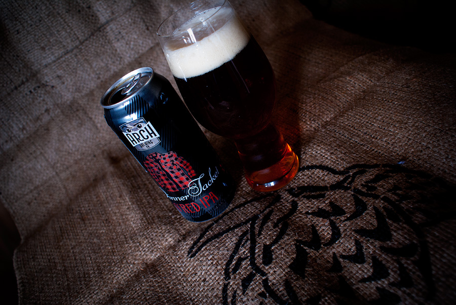 Arch Brewing Co. Dinner Jacket O'Red IPA