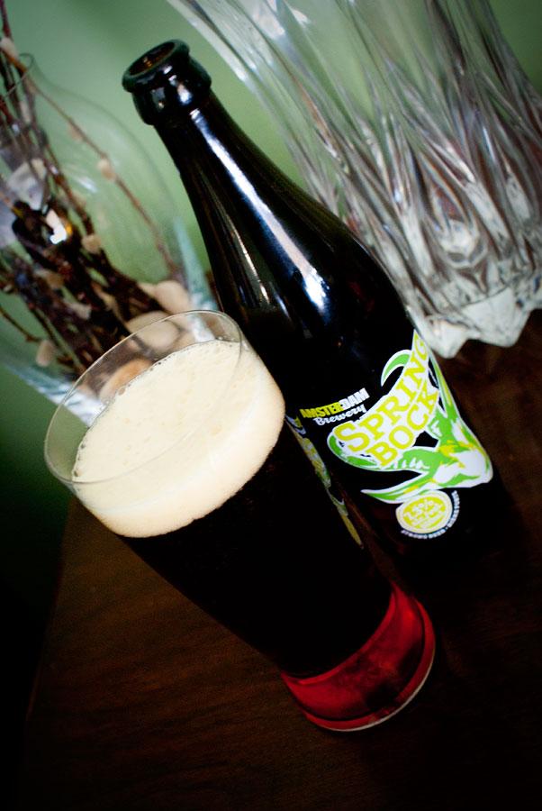 Springbock — Ansterdam Brewing Co.
