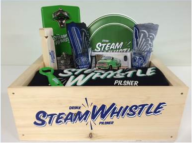 Steam Whistle Gift Pack
