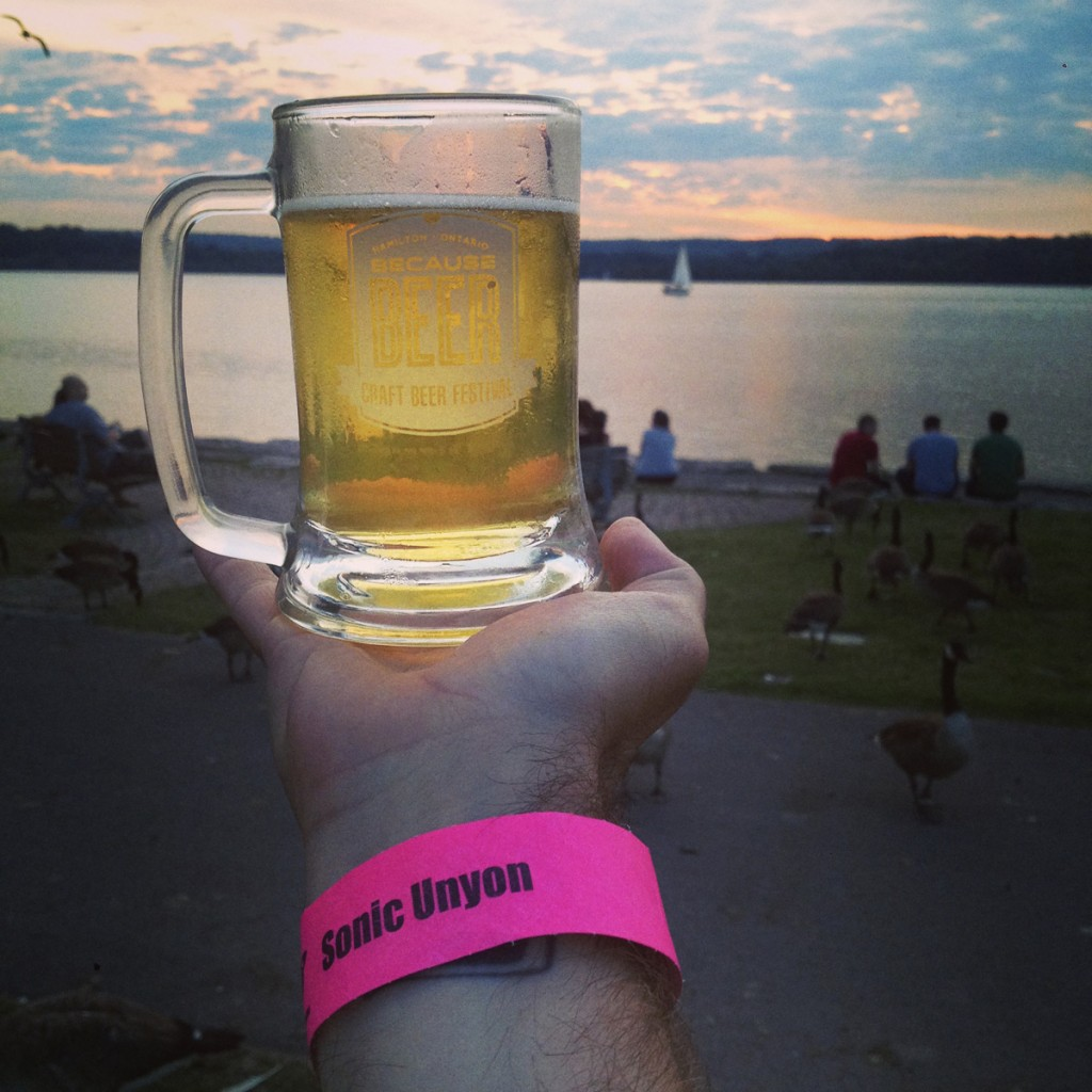 Because Beer Festival