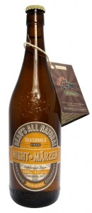 Beau's Night Marzen is back at the LCBO