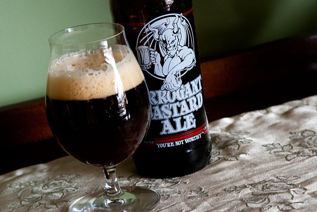 Arrogant Bastard Ale — Stone Brewing Co.